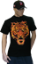 Bild von Flaming Tiger Shirt